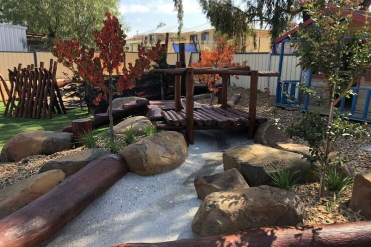 Wongan Cubby Nature Playgrounds #2