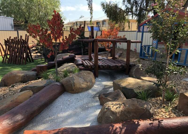 Wongan Cubby Nature Playgrounds #2