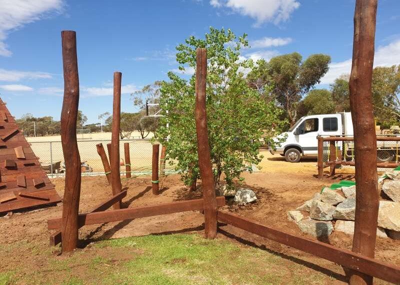 Mukinbudin DHS Nature Playgrounds #1