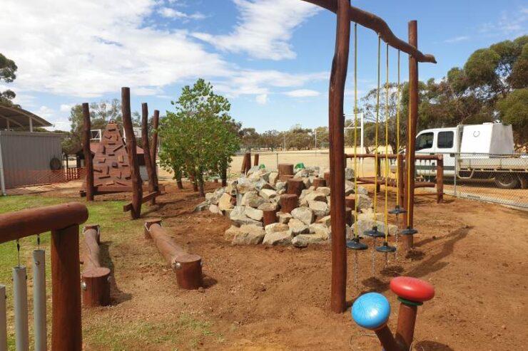 Mukinbudin DHS Nature Playgrounds #5