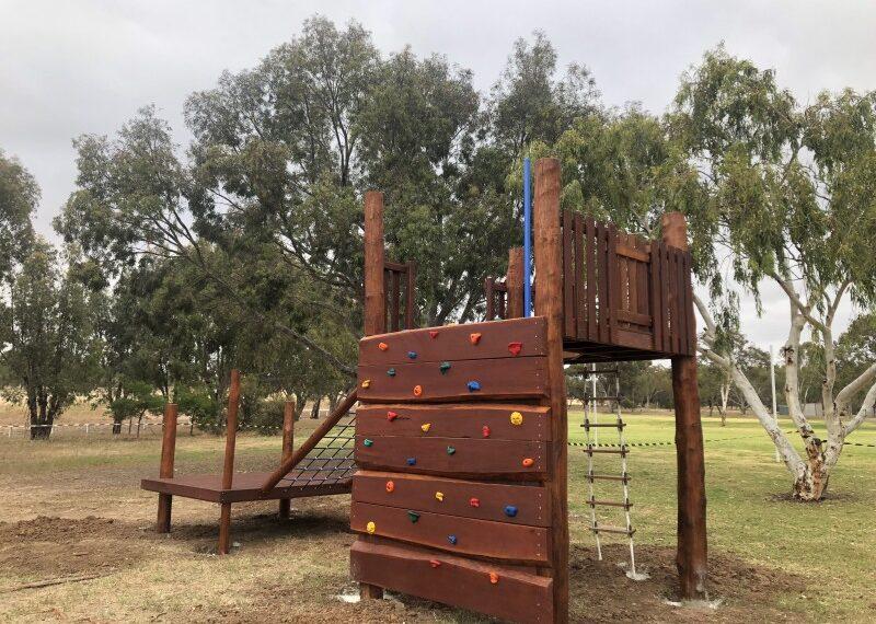York DHS Nature Playgrounds #2