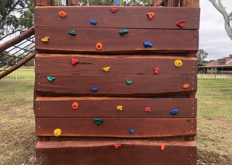 York DHS Nature Playgrounds #3
