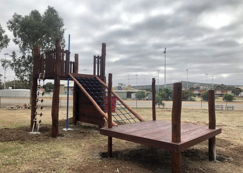 York DHS Nature Playgrounds #4