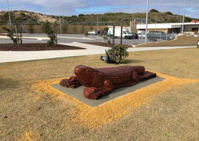 City Wanneroo Log Animals Nature Playgrounds #1