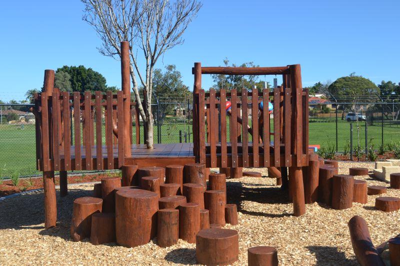 Ballajura PS - Nature Playgrounds #1
