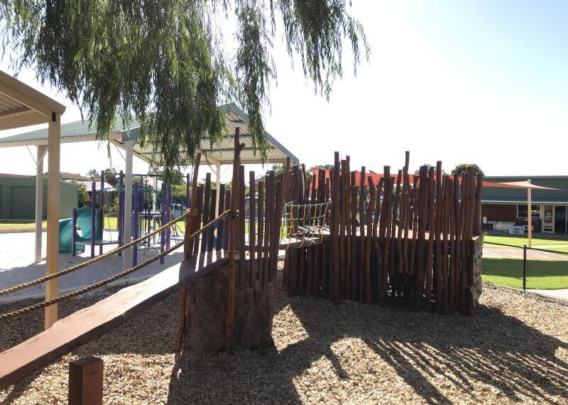 Ballajura PS - Nature Playgrounds #3