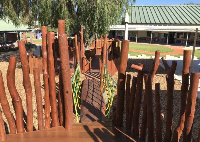 Ballajura PS - Nature Playgrounds #4