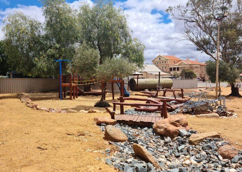 Ben Prior Park - Nature Playgrounds#1