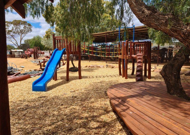 Ben Prior Park - Nature Playgrounds#5