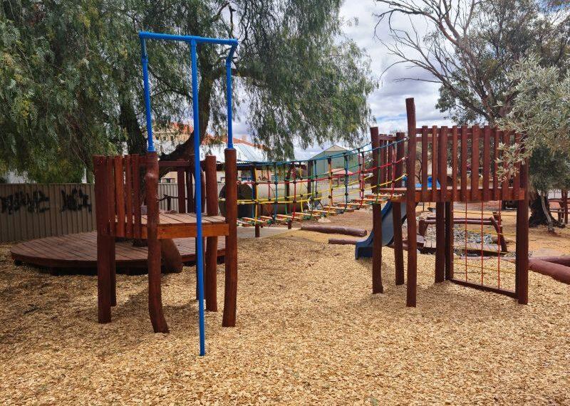 Ben Prior Park - Nature Playgrounds#6