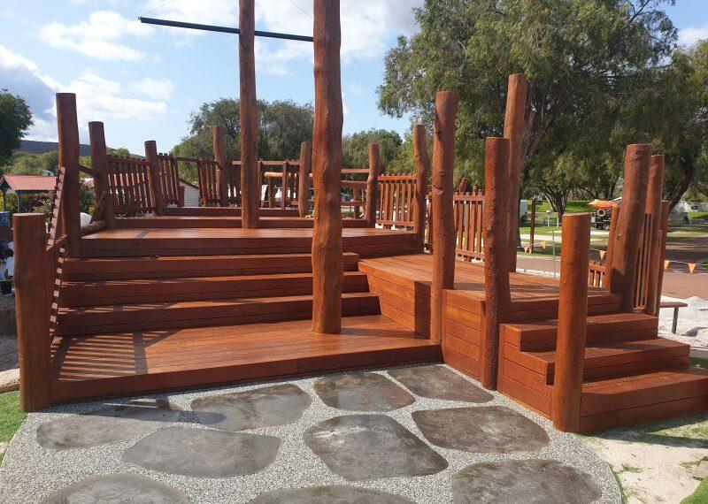 Big 4 Emu Beach - Nature Playgrounds#1