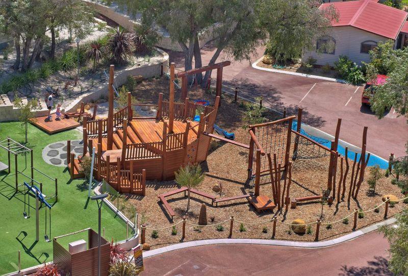 Big 4 Emu Beach - Nature Playgrounds#4