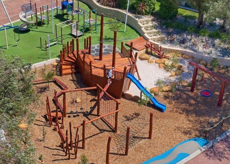 Big 4 Emu Beach - Nature Playgrounds#5