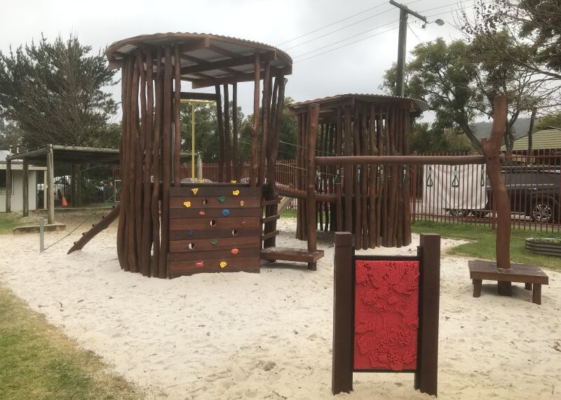 Byford PS - Nature Playgrounds #1