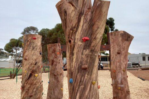 East Kalgoorlie PS - Nature Playgrounds #1