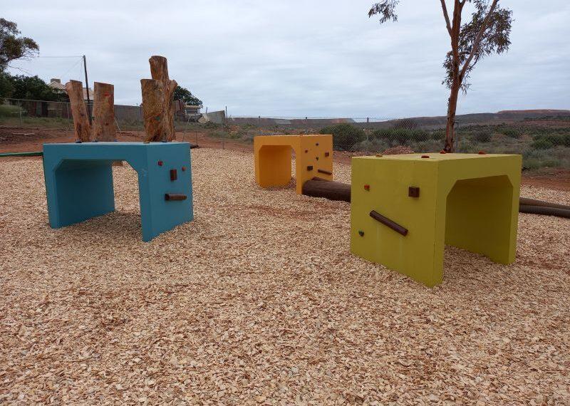 East Kalgoorlie PS - Nature Playgrounds #8
