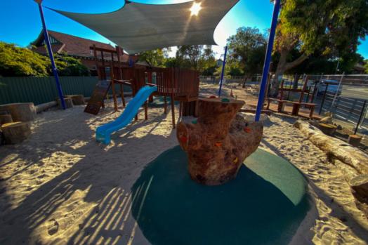 Harborne Park - Nature Playgrounds#1