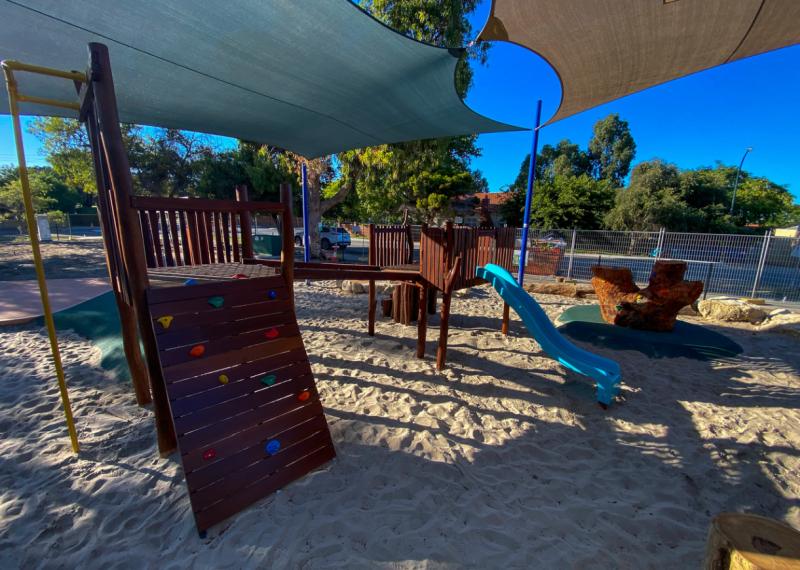 Harborne Park - Nature Playgrounds#6