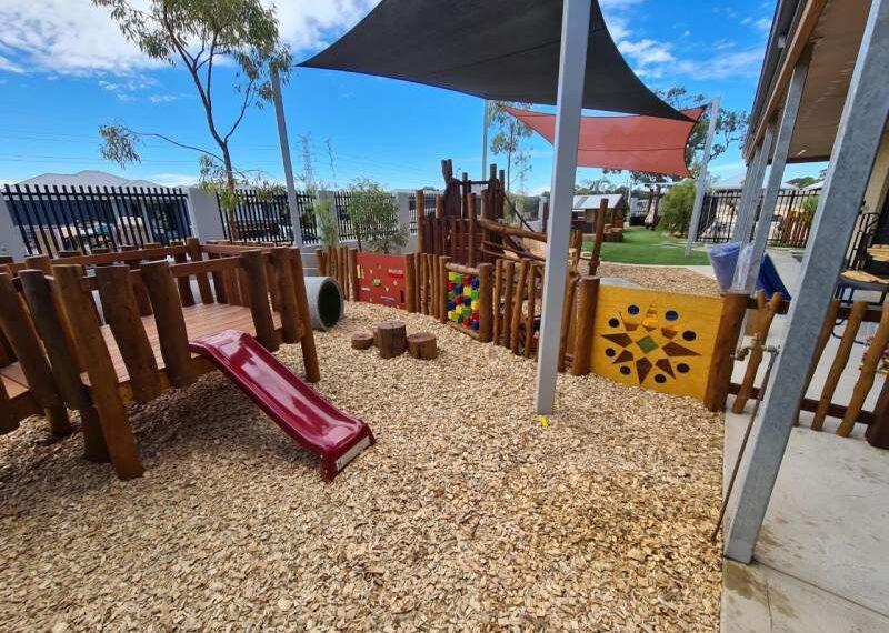 Sagewood Dayton - Nature Playgrounds#3