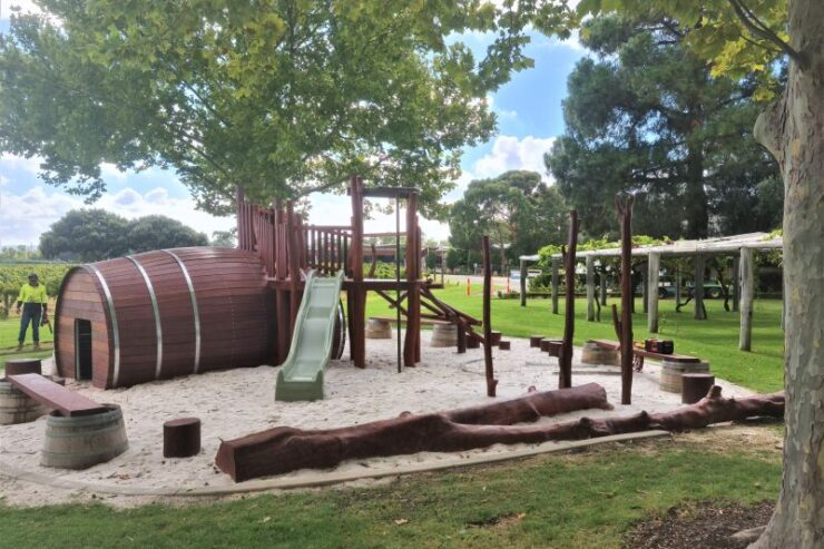 Sandalford Winery - Nature Playgrounds#1