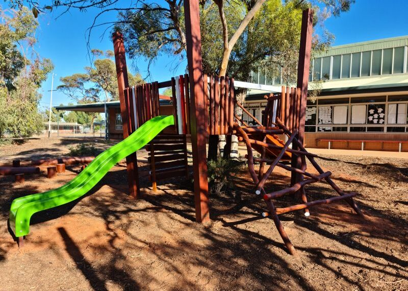 South Kalgoorlie PS - Nature Playgrounds#1