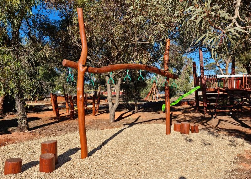 South Kalgoorlie PS - Nature Playgrounds#4
