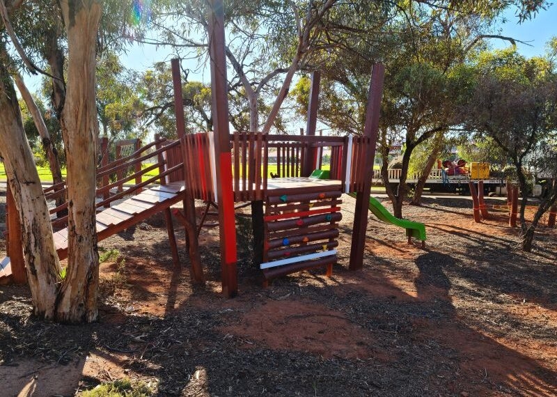South Kalgoorlie PS - Nature Playgrounds#6