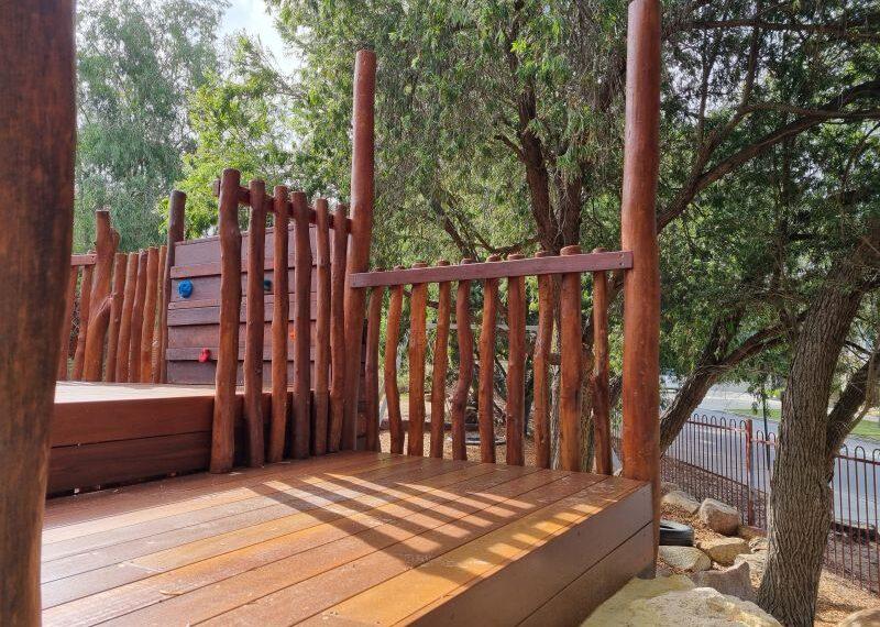 St Columbas - Nature Playgrounds#3