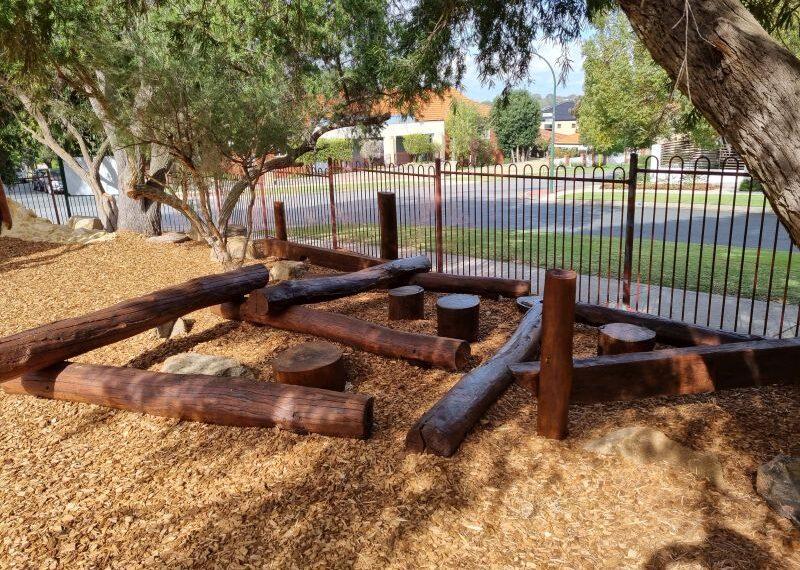 St Columbas - Nature Playgrounds#4