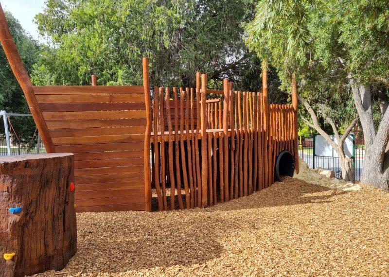 St Columbas - Nature Playgrounds#5