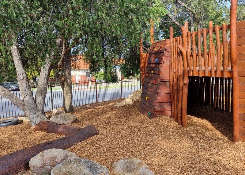 St Columbas - Nature Playgrounds#6